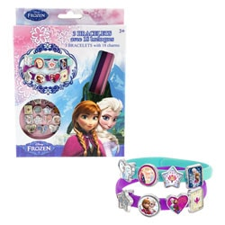 Bracelet Charms Reine des Neiges