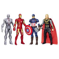 Avengers Figurine Electronique