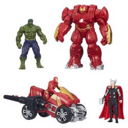 Avengers Figurine Deluxe 5 cm