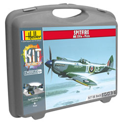 Mallette Spitfire + piste PM