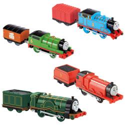 Locomotive de luxe Thomas et ses Amis