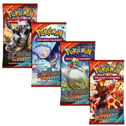 Booster Pokemon XY5