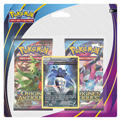 Pack 2 Boosters XY7 Pokemon