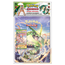 Cahier + Booster XY6 Pokemon