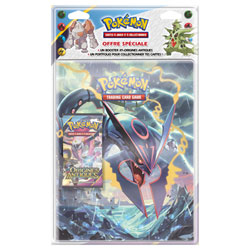 Cahier + Booster XY7 Pokemon