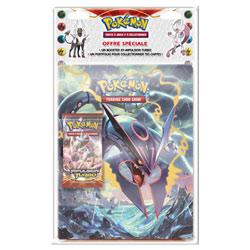 Livre rangement avec Booster Pokemon