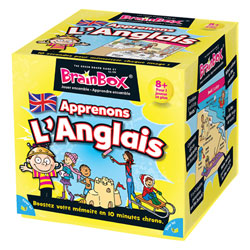 Brainbox L'anglais