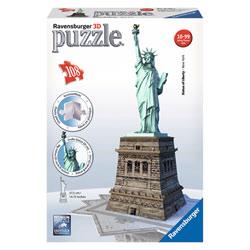 Puzzle 3D Statue de la liberté 108 pièces
