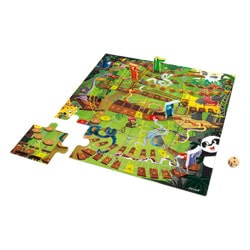 Jeu Jungle Snake