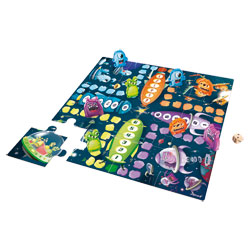 Jeu Ludo Space Monsters
