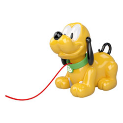 Pluto Chien à Tirer