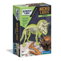 Archéo Ludic - Tricératops