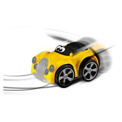 Turbo Touch Henry Stunt jaune