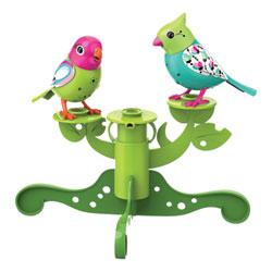 2 Digibirds et leur arbre