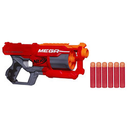 Pistolet Nerf Cyclone - Nerf Mega