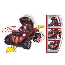 Avengers véhicule transformer éléctronique