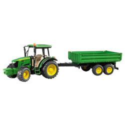 Tracteur John Deere 5115 M