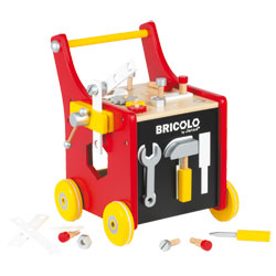 Chariot Bricolo Redmasters