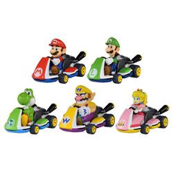 Véhicule Mario Kart Mystère