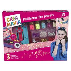 Coffret bracelet paillettes