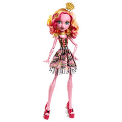 Monster High Poupée Gooliope La géante 43 cm