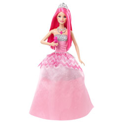 Barbie Courtney Princesse Rock