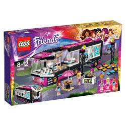 Lego Friends 41106 La Tournée en Bus
