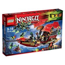70738-Lego ninjago qg ninjas