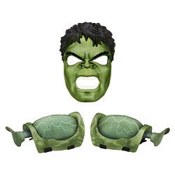 Avengers Masque et Muscles de Hulk