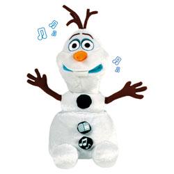 Peluche Olaf Story Teller