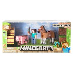 Coffret aventure figurine Minecraft