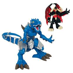 Figurine articulé 20 cm Dinofroz 2