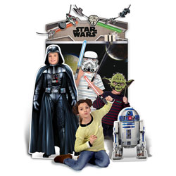 Selfie Booth Studio Star Wars