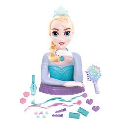 Tête à coiffer de luxe Frozen