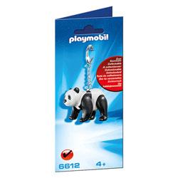 6612-Porte-clés Panda