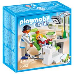 6662 - Cabinet de dentiste - Playmobil City Life