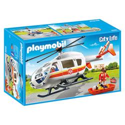 6686-Hélicoptère médical