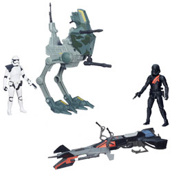 Star Wars-Véhicule léger 10 cm