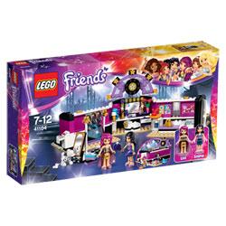 Lego Friends 41104 La Loge de la Chanteuse