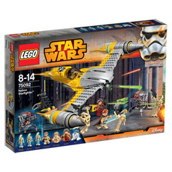 Lego Star Wars 75092 Naboo Starfight