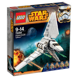 75094-Lego Star Wars imperial shuttle