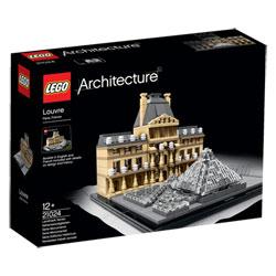 21024 Lego Architecture Le Louvre