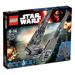 75104-Kylo Ren's Command Shuttle