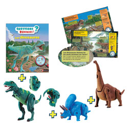 Coffret Expert Dino 3 Oeufs