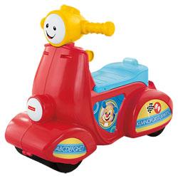 Scooter Eveil Progressif