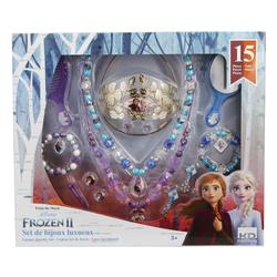 Coffret Bijoux 15 pièces Deluxe La Reine des Neiges 2