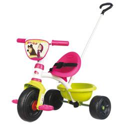 Masha Tricycle Be Move