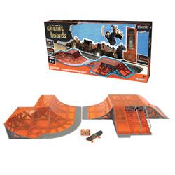 Circuit Board Skatepark