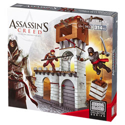 Forteresse Assiégée Assassin's Creed