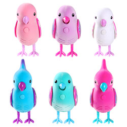 Little Live Pets Oiseau Interactif V3
